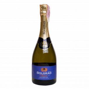 Шампанское Bolgrad Classic белое полусухое