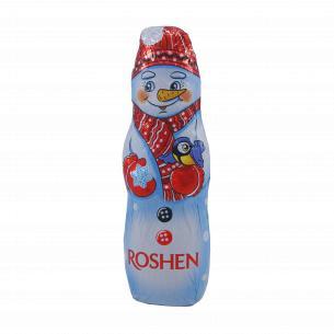 Снеговик шоколадный  Roshen