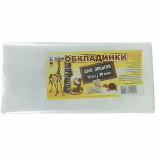 Обложка для тетрадей Tascom Мультик прозрачная 70мкм
