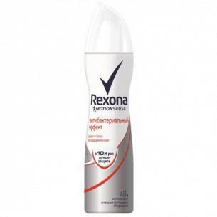 Антиперспирант аэрозоль Rexona Motionsense Антибактериальный эффект 150мл