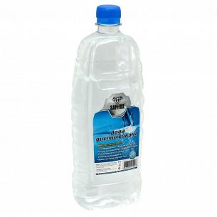 Вода дистиллированная Sapfire 505007