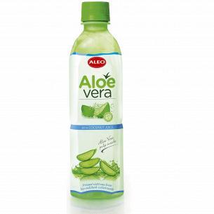Напиток Aleo алое вера с кокосовым соком