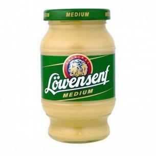 Гірчиця Lowensenf пряна...