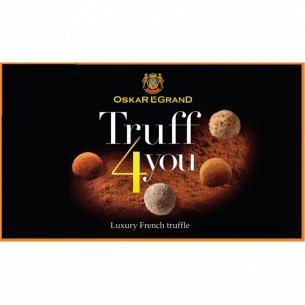 Шоколад черный Oskar Le Grand Truffle 4 You
