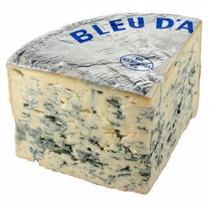 Сыр Блю Д'Овернь Laqueuille 52% кор/мол