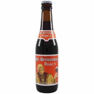Пиво St.Bernardus Prior 8 темное фильтрованное