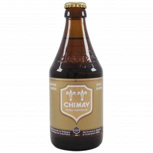 Пиво Chimay Gold светлое нефильтрованное