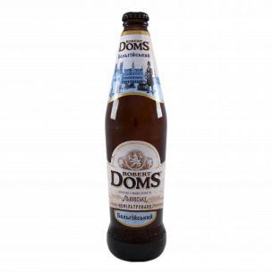 Пиво Львівське Rober Doms Бельгийское светлое н/ф