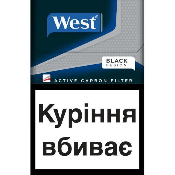 West черный сигареты купить istick pico электронная сигарета купить