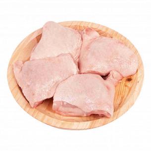 Куриное бедро с частью спинки