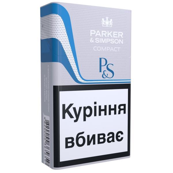 сигареты паркер и симпсон купить оптом