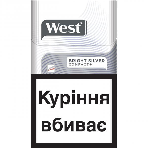 Купить сигареты вест компакт влияние подростка на табачные изделия