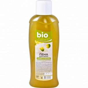 Пена для ванн Bio naturell Оливка и молоко