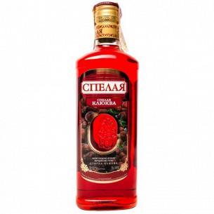 Напиток Спелая Клюква п/я сбраживаемый 14%