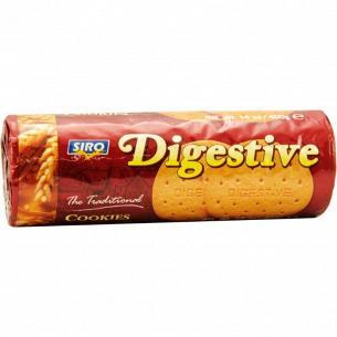 Печенье Siro Digestive галетное