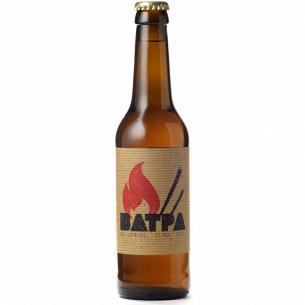 Пиво Правда Ватра светлое нефильтрованное
