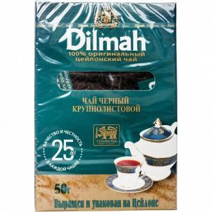 Чай Dilmah Крупный лист