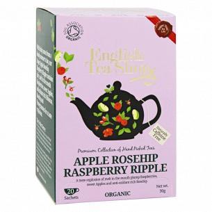 Чай травяной English Tea Shop яблоко, шиповник и малина