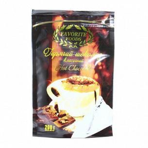 Напиток Favorite Foods Горячий шоколадный растворимый п/э