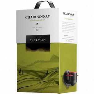 Вино Bostavan Шардоне біле...