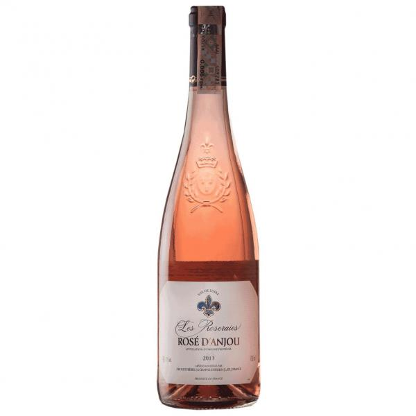 Вино Drouet Freres Rose d`Anjou полусухое