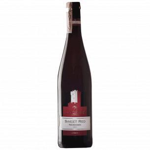Вино Landshut Dornfelder QbA Rheinhessen красное полусладкое