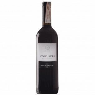 Вино Santo Isidro de Pegoes rosso semi sweet