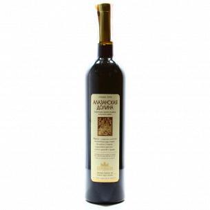 Вино Vardiani Алазанская долина красное полусладкое