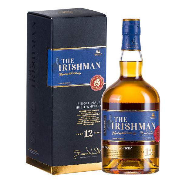 Виски The Irishman Single Malt 12 лет