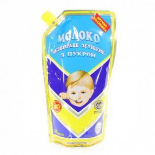 Молоко згущене...