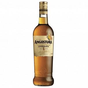 Ром Angostura 5 років