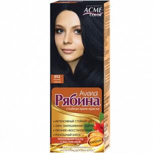 Краска для волос Acme №052 Иссиня-черный