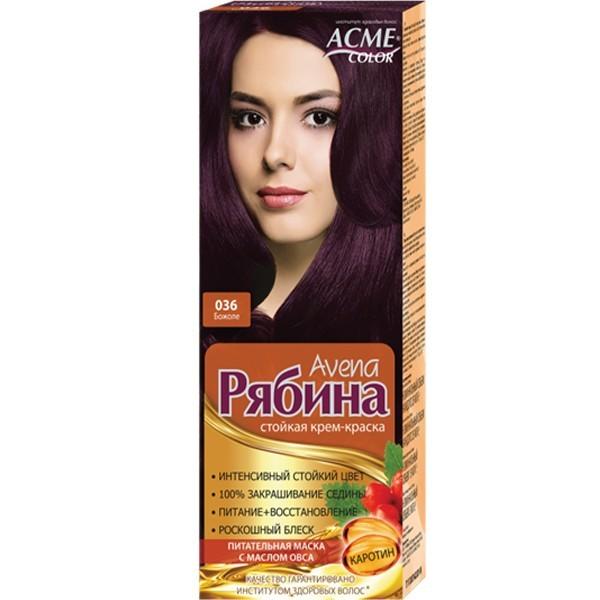 Краска для волос Acme №036 Божоле