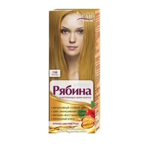 Крем-краска для волос Acme Рябина Intense №130 Пшеница
