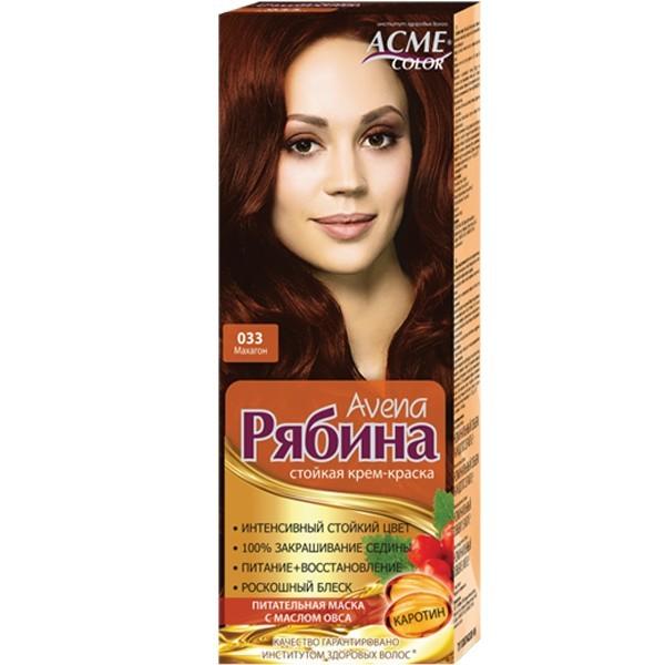 Краска для волос Acme №033 Махагон