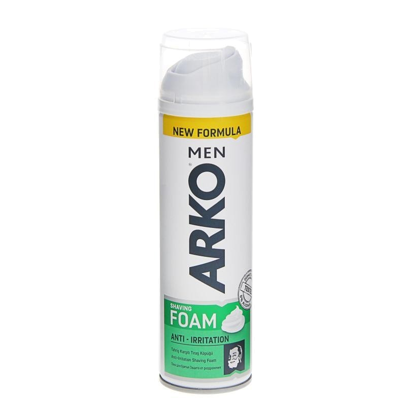Пена для бритья Arko Anti-Irritation