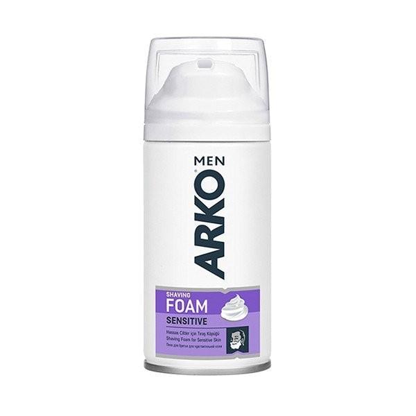 Пена для бритья Arko Sensitive