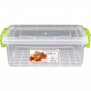 Контейнер пищевой Al-Plastik Lux 1,2л №3