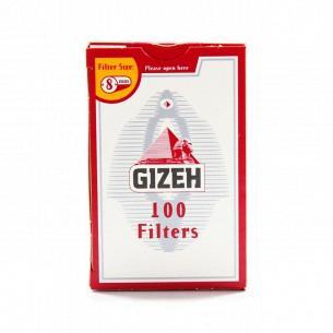 Фільтри для сигарет Gizeh