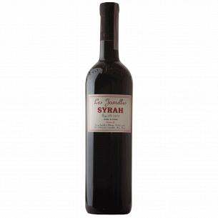 Вино Les Jamelles Syrah