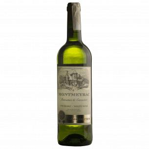Вино Montmeyrac Blanc Sec
