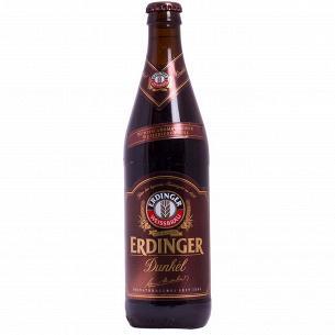Пиво Erdinger темное