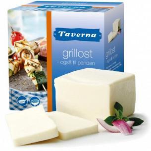 Сыр Taverna для гриля 42% кор/мол