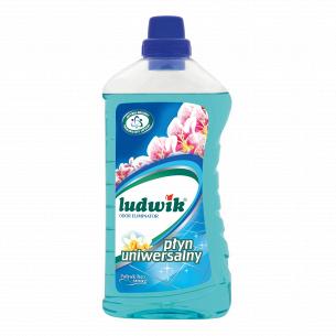 Жидкость для мытья пола Ludwik Цветок лагуны