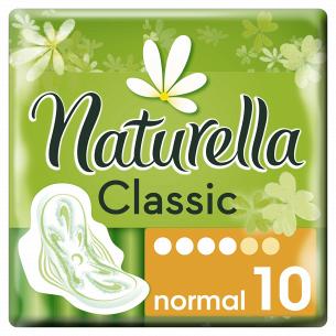 Гигиенические прокладки Naturella Classic Normal 10шт.