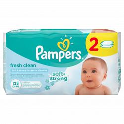Салфетки влажные Pampers Baby Fresh Duo   сменный блок