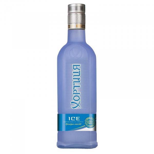 "Водка ""Хортиця"" ICE особая"
