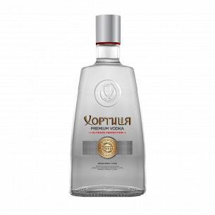 "Водка ""Хортиця"" Premium"
