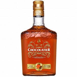 Напиток алкогольный Chocolatier Шоколад и цитрон