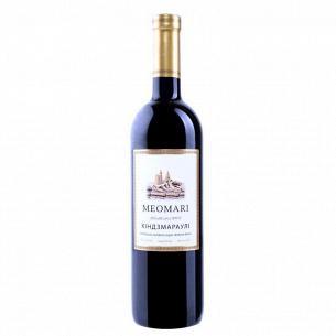 Вино Meomari Киндзмараули красное полусладкое